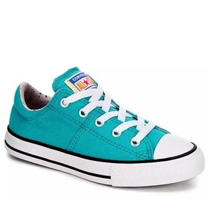 New CONVERSE JR CHUCK TAYLOR ALL STAR MADISON OX
